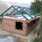 Construcción vivienda rural - Cortijo Guejar Sierra