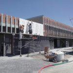 Obras Civiles, Tanatorio Mengibar Jaen